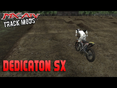 MX Vs ATV Reflex | De Mx Simulator à Reflex | Test Track Mods