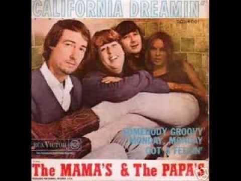 Mamas and  Papas - California Dreamin' (1966)