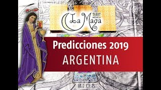 Argentina - Predicciones 2019