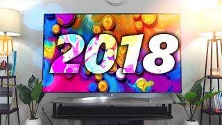 2018 NEW LG SUPER UHD TV!