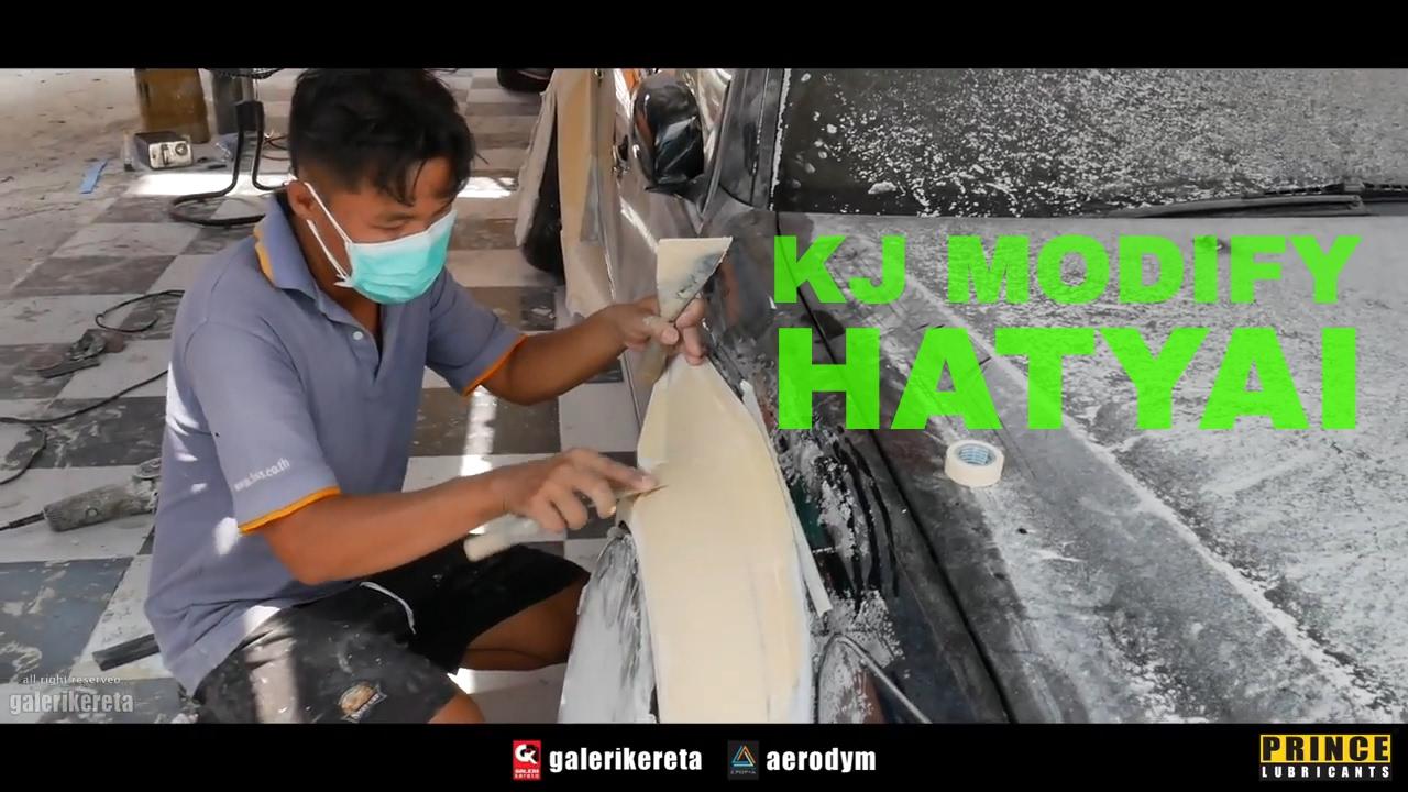 Kj Modify Hatyai Best Place For Vip Style Modification Youtube