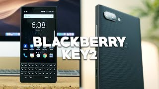 Video BlackBerry KEY2 Unboxing and First Look download MP3, 3GP, MP4, WEBM, AVI, FLV Juni 2018