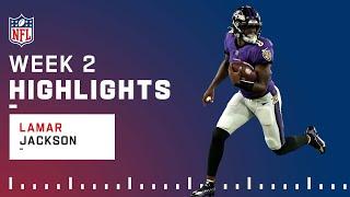 Superman Defeats his Kryptonite! Lamar Jackson Highlights | NFL 2021