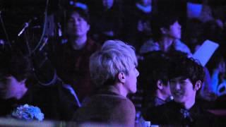 130131 Seoul Music Award Electric Shock - EXO focus