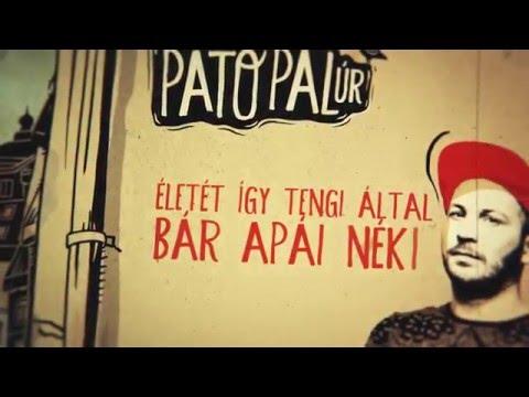 RED BULL PILVAKER 2016 – Pató Pál Úr (Fluor, Fura Csé, Halott Pénz, Meszi) | Official Lyric Video