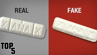 Top 5 Strange Facts about XANAX