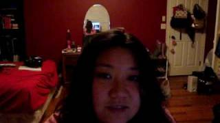 Ali Choi singing 'Because of You' by NeYo