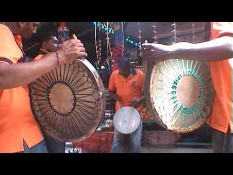 Tamil Drum Tappu , Parai Attam