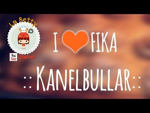 Ricetta Kanelbullar - Dolce tipico Svedese da provare!!