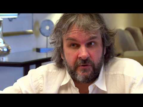 Peter Jackson discusses 'The Hobbit' at Comic-Con 2012