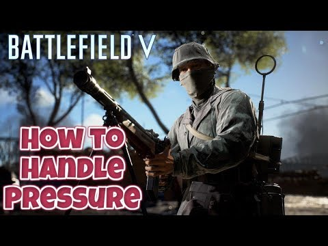 How to Play Under Pressure & More! - Battlefield V Guide (Review My Gameplay Ep. 2) thumbnail