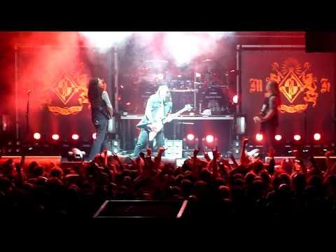 Machine Head - Intro / I am Hell (Sonata in C#) - München, Kesselhaus, 25.11.2011