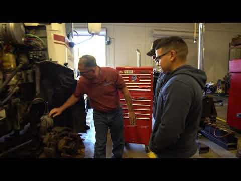Ridge Technical College Diesel Service Technology Program
