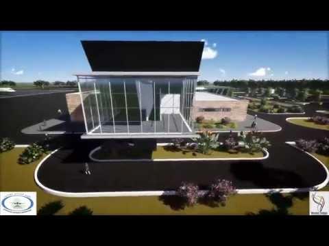 Shire Airport Passenger Terminal Design