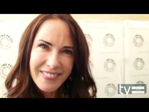 Debrah Farentino Beverly Barlowe Talks Eureka Syfy Series Finale