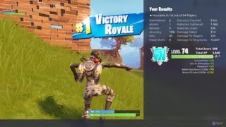 Fortnite - Artic Assassin - Victory Royale