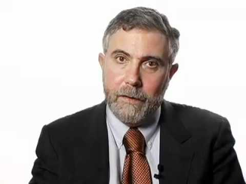 Paul Krugman Explains the Global Banking System