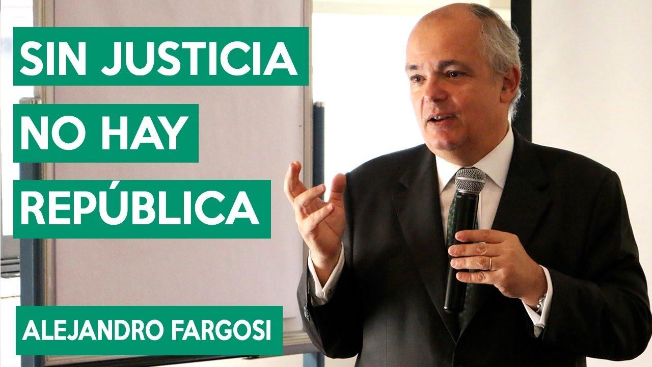 """Fargosi: """"El Poder Judicial argentino es una corporación"""""""
