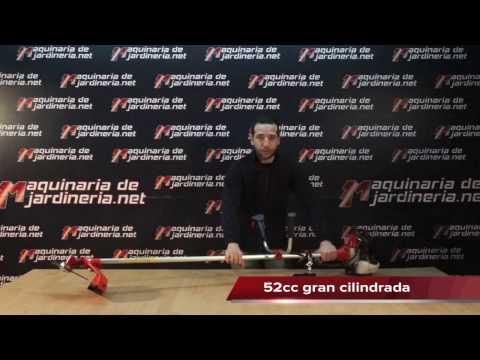 Desbrozadora De Gasolina Con Barra Partida 52cc thumbnail
