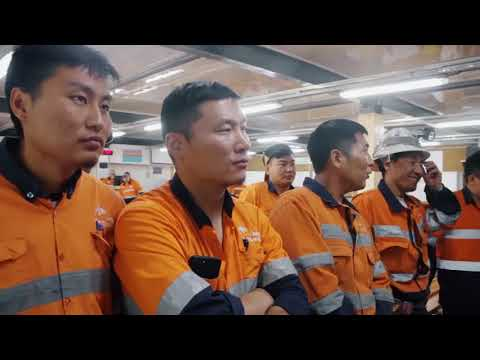 """How It's Made"" - Underground Development of Oyu Tolgoi LLC (ENG SUB)"