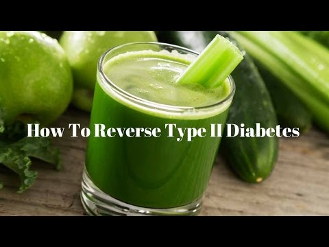 How To Reverse Type 2 Diabetes At Home