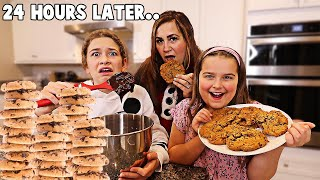 LAST TO MAKE COOKIES WINS!! **VERY FUNNY**  JKREW