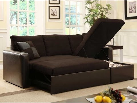 Sleeper Sofas For Small Spaces - YouTube
