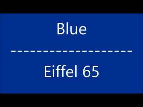 Blue - Karaoke