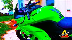 What to Watch For When Purchasing a Motorcycle - Ninja 250