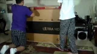 LG 65 INCH SMART 4K TV