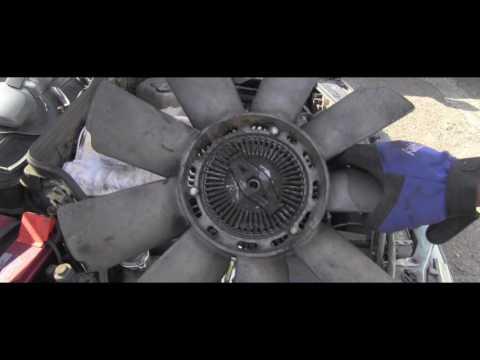 VISCOKUPPLUNG Refroidisseur Ventilateur MERCEDES-BENZ CLASSE M w163 ML 350 320