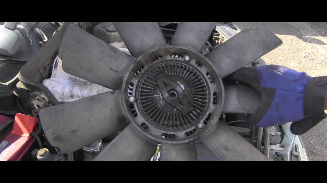 small resolution of cooling fan clutch