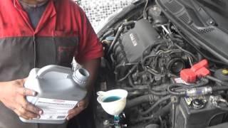 Veja na Oficina Troca do liquido do sistema de arrefecimento Honda Fit thumbnail