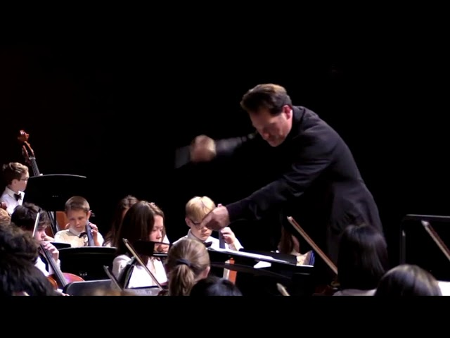 03 Holmes Intermediate Orchestra Sinfonia in G Gallo