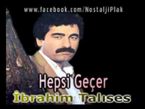İbrahim Tatlıses   Hepsi Geçer   1982