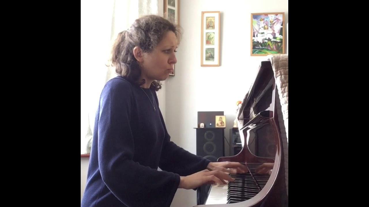 Lockdown Pianist Alphabet - E