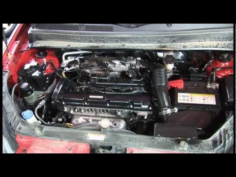 Cleaning Old Car Engine To Improve Power