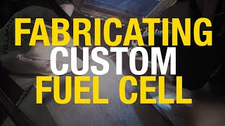 How To Fabricate Custom Fuel Cell with PSR Performance - TIG Welding Aluminum with Eastwood
