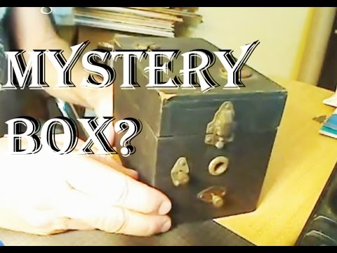The Collector's Catacomb #19 Thurs 9:30p EST; Vintage Military, Mystery Black Box and More..