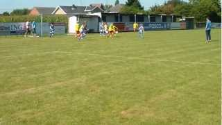 Hombeek - K Reet SK U11A 8 september 2012