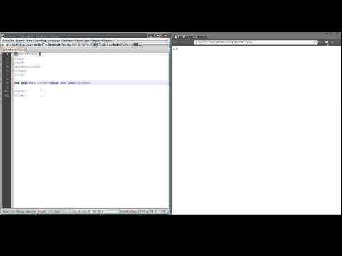 HTML 5 Abbr Tag