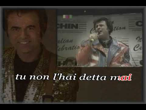 Little Tony - Cuore Matto (con cori) (karaoke - fair use)