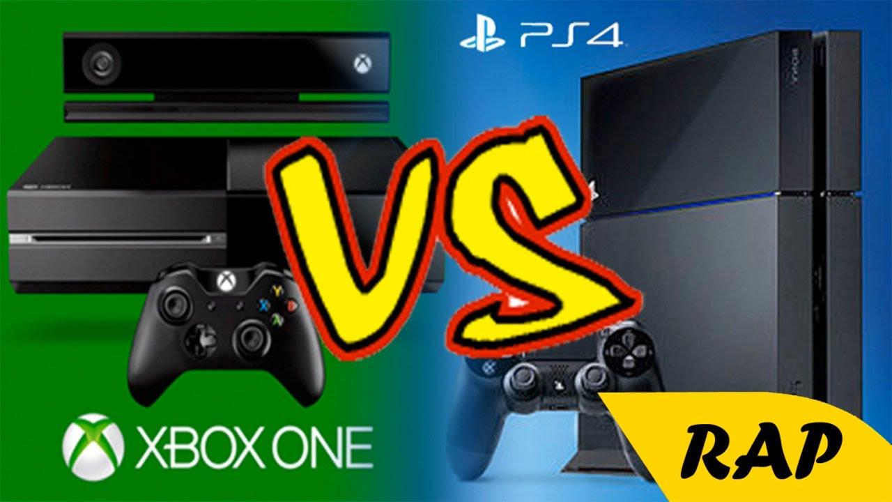 PS4 VS XBOX ONE Rap - Manuel Aski