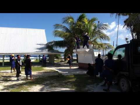 Fisheries Training Centre in Tarawa, Kiribati