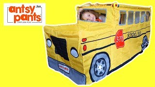 Playing School With The Antsy Pants School Bus