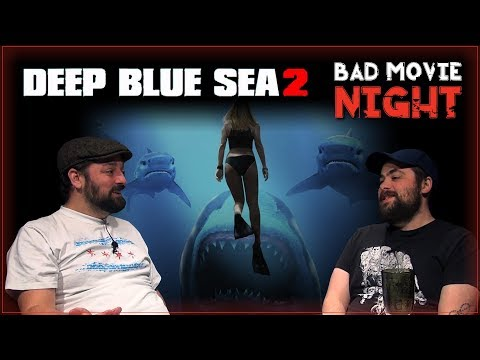 Deep Blue Sea 2 (2018) Movie Review