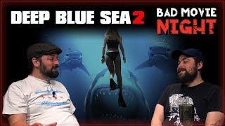Deep Blue Sea 2 (2018) Movie Review