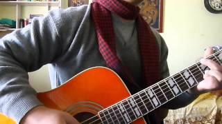 Chaar kadam(pk) guitar instrumental by nakul thapa