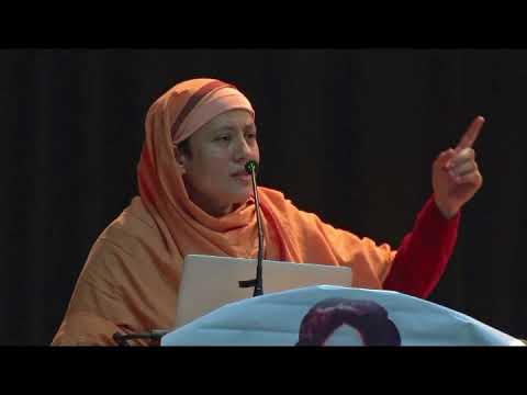 Pravrajika Divyanandaprana on Self Knowledge @ IIT Delhi