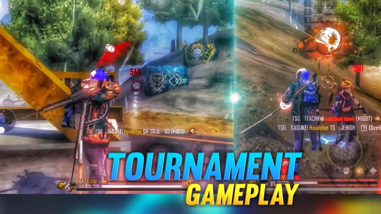 ❤️BEST TOURNAMENT GAMEPLAY 💚🏟😈    TEAM TSG UNITED    TSG ARMY💛